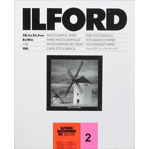 Ilford  ILFOSPEED RC DeLuxe Paper 1605725