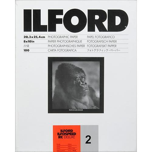 Ilford  ILFOSPEED RC DeLuxe Paper 1609125