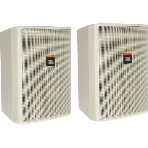JBL Control 25-WH Monitor - White (Pair) CONTROL 25-WH