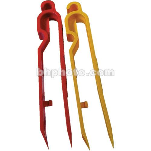 Kalt  Plastic Print Tongs (Set of 2) NPRBP186