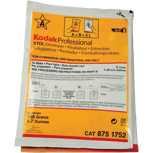 Kodak Professional XTOL Black and White Film Developer 5160361