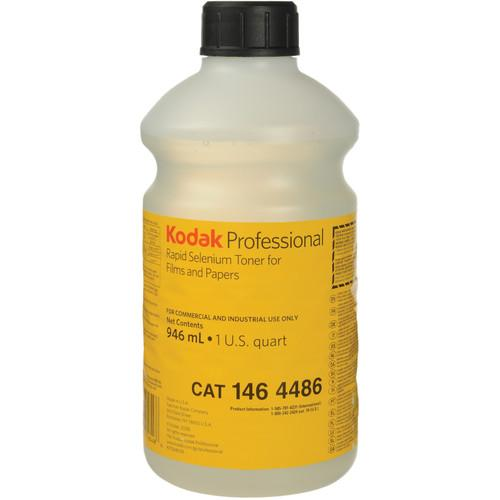Kodak Toner for Black & White Print - Rapid Selenium 5160445