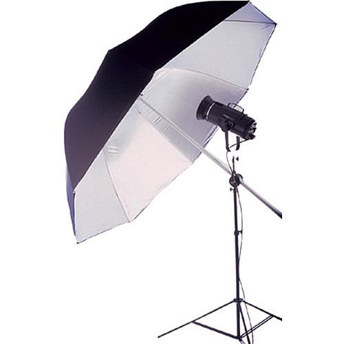 Lastolite Umbrella - White, Black, 6' 6