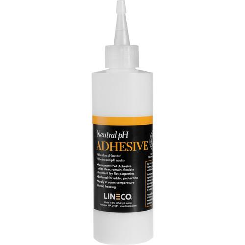 Lineco  White Neutral pH Adhesive (8 oz) 901-1008