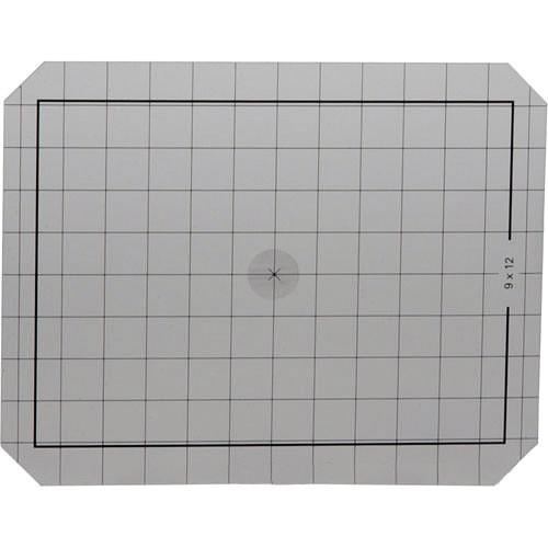 Linhof  4x5 Groundglass Focusing Screen 021812