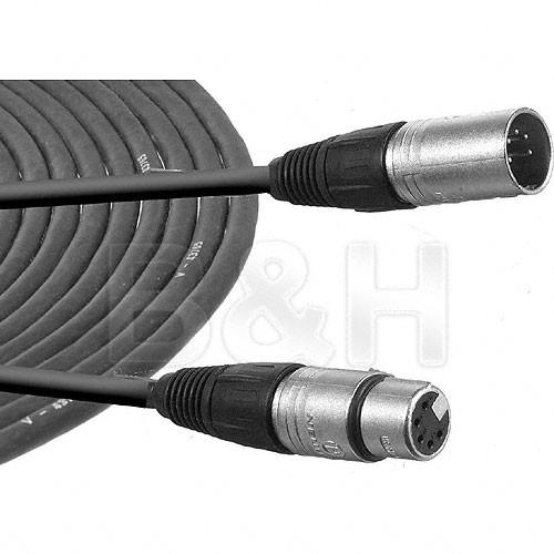 Lowel  10' DMX Connecting Cable DMX-010