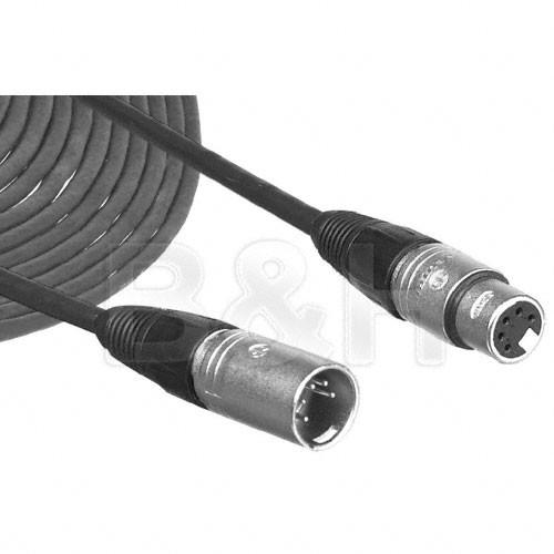 Lowel  25' DMX Connecting Cable DMX-025