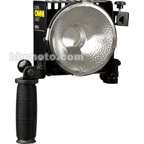 Lowel Omni-Light 500 Watt Focus Flood Light, 2-Pin O1-13