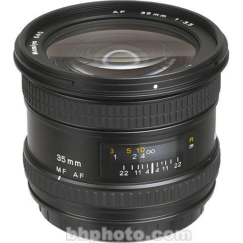 Mamiya  35mm f/3.5 Lens for 645-AF 800-59100A