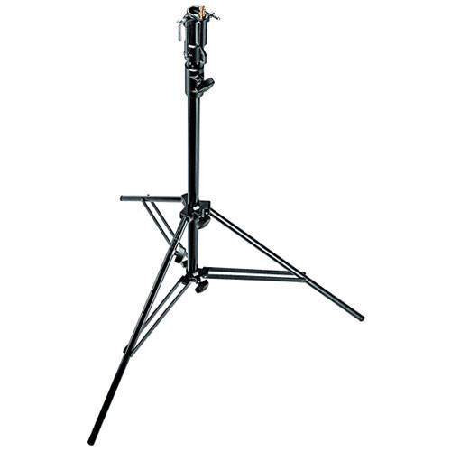 Manfrotto  008BU Black Cine Stand - 7' 008BU, Manfrotto, 008BU, Black, Cine, Stand, 7', 008BU, Video