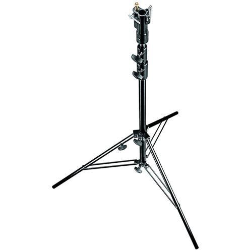 Manfrotto Aluminum Senior Stand with Leveling Leg 007BU