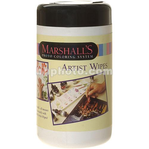 Marshall Retouching Artist Wipes (70 Pack) MSWIPE