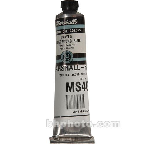 Marshall Retouching Oil Color Paint: Grayed Background MS4GBB