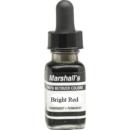 Marshall Retouching Retouch Dye - Bright Red MSRCCBR