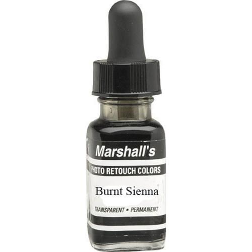 Marshall Retouching Retouch Dye - Burnt Sienna MSRCCBS