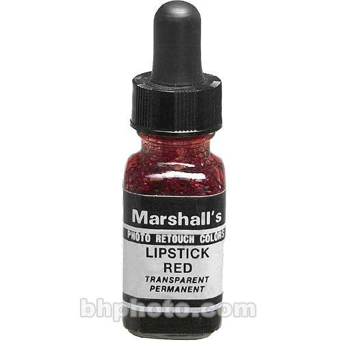 Marshall Retouching Retouch Dye - Lipstick Red MSRCCLR