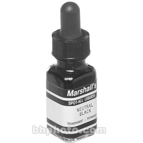 Marshall Retouching Spot-All Liquid B&W Retouching Dye MSCNB
