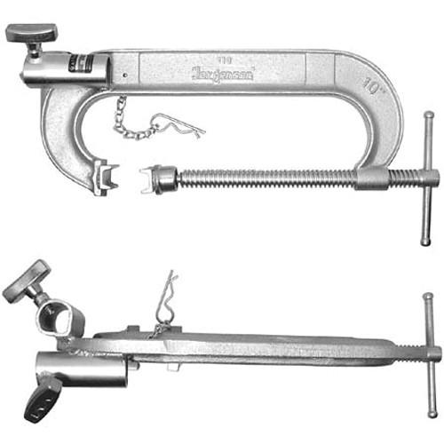 Matthews C - Clamp, Double Junior Receiver - 4