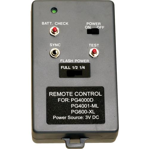 Medalight Remote Control for PG4001 & Performax PGCM