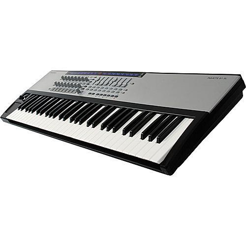 Novation 61 SL MkII 61-Key Remote MIDI Controller 61-SLMKII