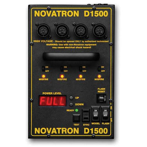 Novatron  D1500 Power Supply ND1500