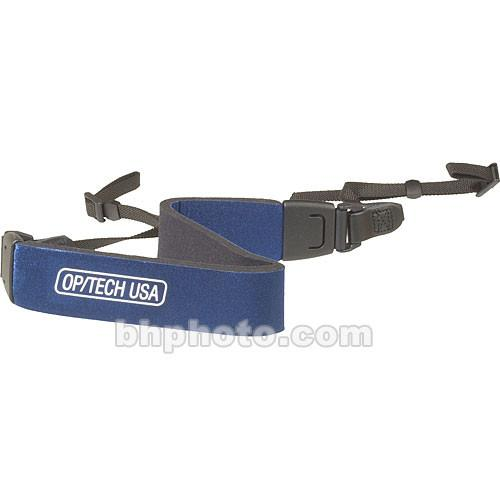 OP/TECH USA Fashion Strap-Bino (Navy Blue) 1603412