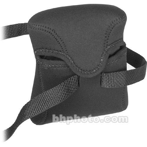 OP/TECH USA Soft Pouch - Bino, Roof Prism Small (Black) 6301112