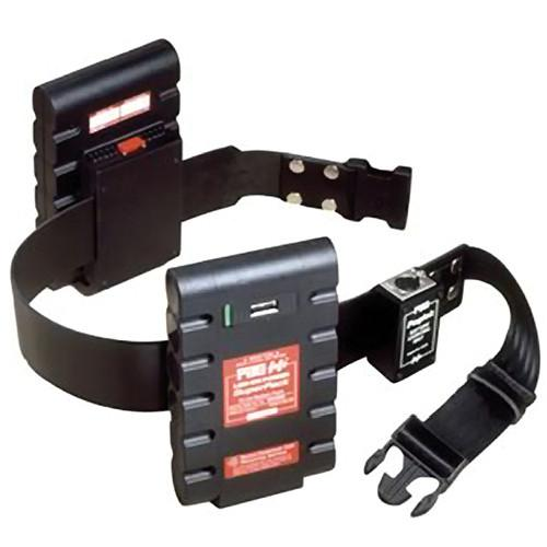 PAG 9527 Power Belt - Mounting Two PAGlok Batteries 9527