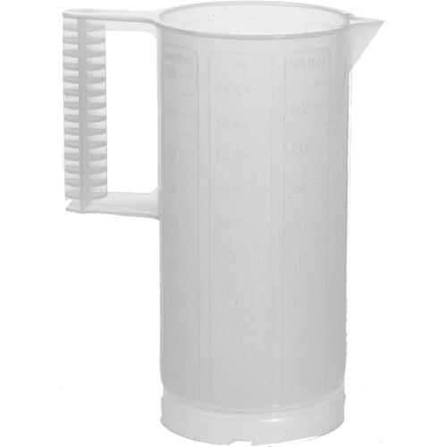 Paterson Plastic Beaker (Ounce and Metric Graduations)- PTP309