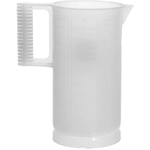 Paterson Plastic Beaker (Ounce and Metric Graduations)- PTP310
