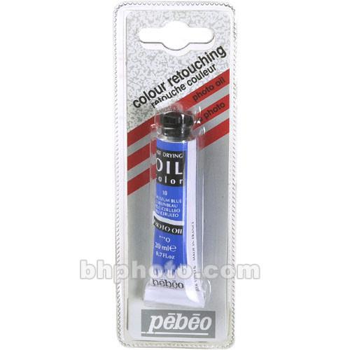 Pebeo Oil Color Paint: No.10 Cerulean Blue - 102780108