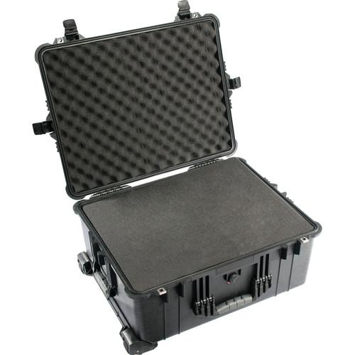 Pelican  1610 Case with Foam (Black) 1610-020-110