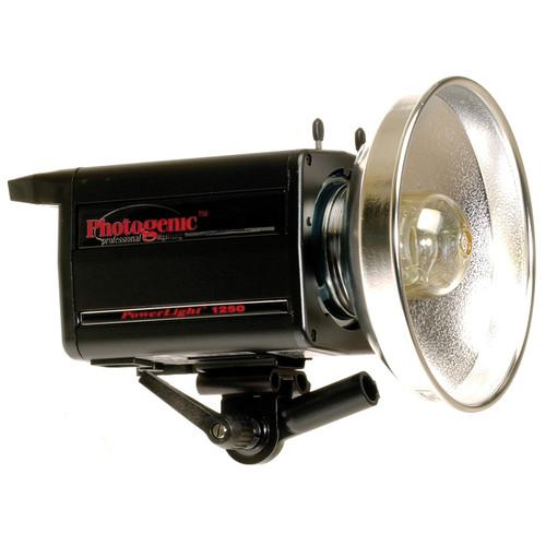 Photogenic  PL1250C Two Powerlight Kit (120VAC)