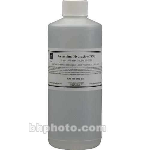 Photographers' Formulary 28% Ammonia - 1 Pint 10-0070 1PT