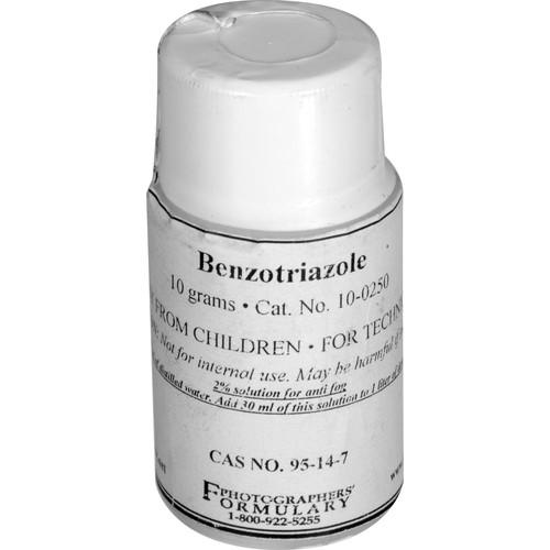 Photographers' Formulary Benzotriazole (Anti-Fog #1) 10-0250 10G