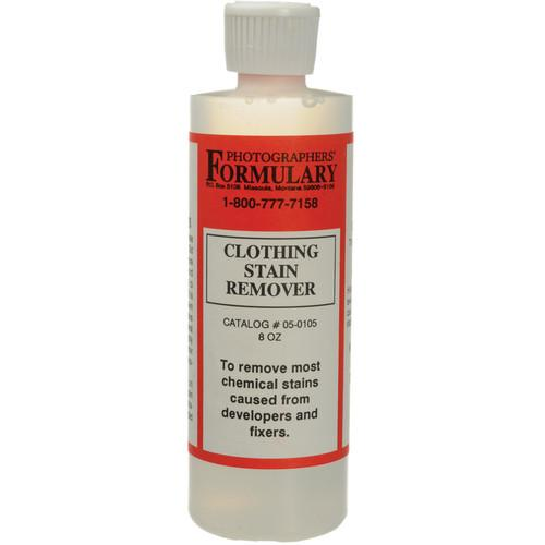 Photographers' Formulary Clothing Stain Remover - 8 oz 05-0105