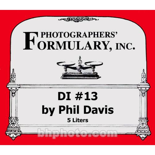 Photographers' Formulary DI-13 Developer for Black & 01-5075