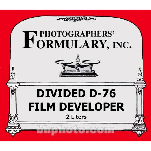 Photographers' Formulary Divided D-76 Developer 01-0302