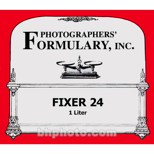 Photographers' Formulary Fixer #24 for Black & White 03-0010
