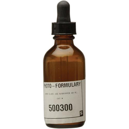 Photographers' Formulary Glass Storage Bottle 50-0300