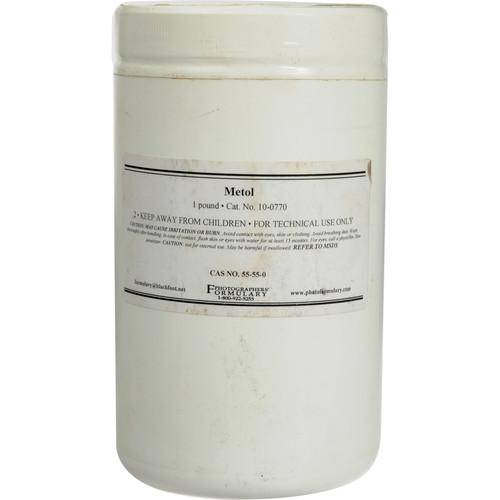 Photographers' Formulary Metol (Elon) - 1 Lb. 10-0770 1LB