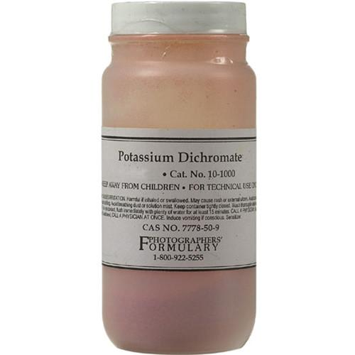 Photographers' Formulary Potassium Dichromate 10-1000 1LB