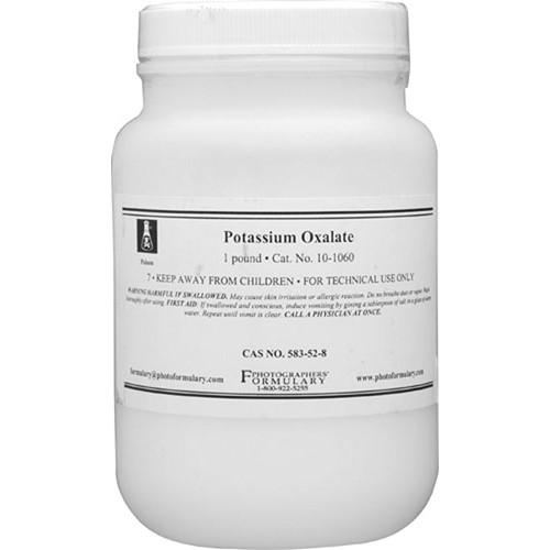 Photographers' Formulary Potassium Oxalate - 1 Lb. 10-1060 1LB