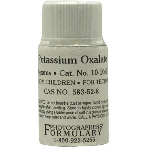 Photographers' Formulary Potassium Oxalate - 10 Grams 10-1060