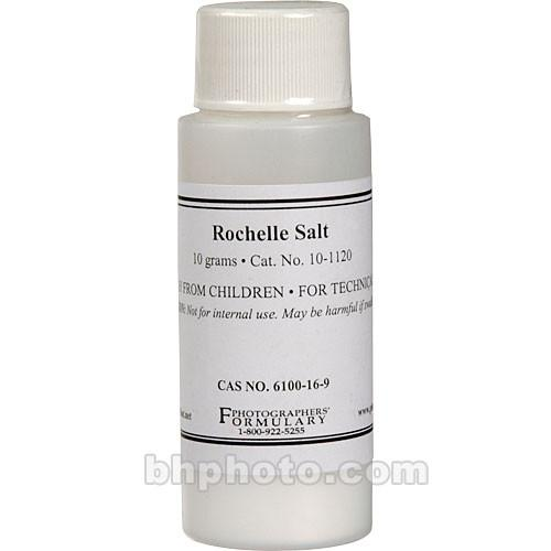 Photographers' Formulary Rochelle Salt (10g) 10-1120 10G