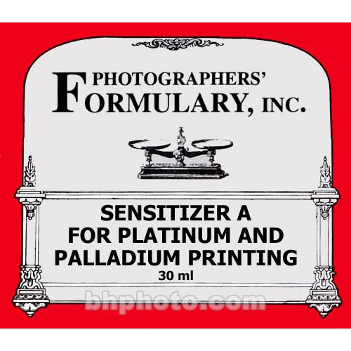 Photographers' Formulary Sensitizer A for Platinum and 07-0010