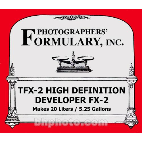 Photographers' Formulary TFX-2 Developer for Black & 01-0091