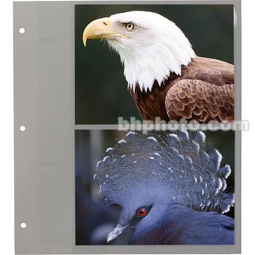 Pioneer Photo Albums Refill for Oval Framed Album #WF-5781 57WR