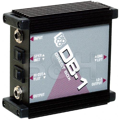 Pro Co Sound  DB-1 Direct Box DB1