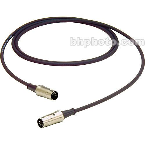 Pro Co Sound Excellines Digital DIN 5-Pin MIDI Cable MIDI-10